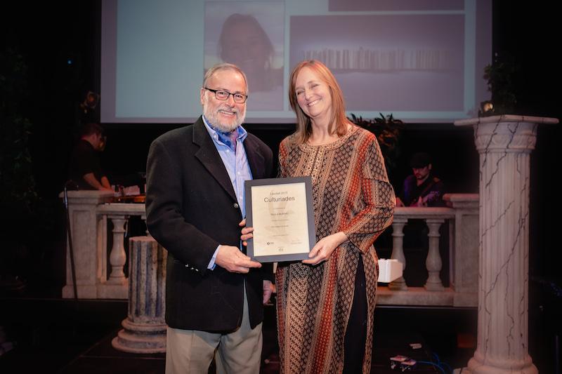 Paula Murray - Prix Créateur de l'année